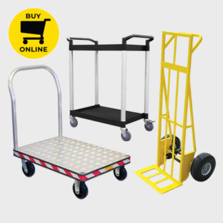 Industrial Trolleys & Hand Trucks